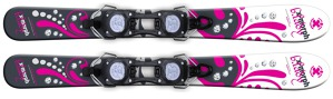 New: lady snowblade X-Morph B.Lady Pink 19/20